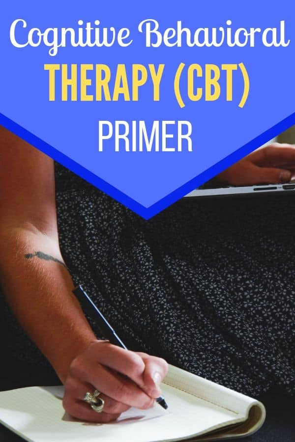 Cognitive Behavioral Therapy Primer