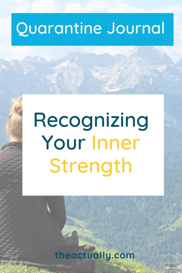 Recognizing Your Inner Strength